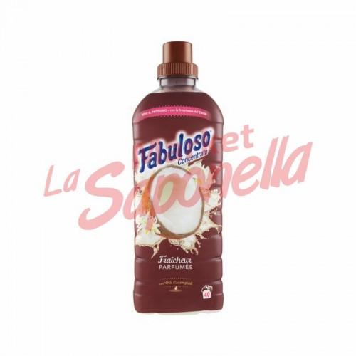 Balsam de rufe concentrat cu cocos Fabuloso – 1L-40 spalari